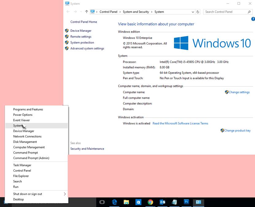 Windows Citrix Client Installation
